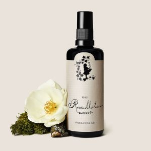 Reines Rosenblütenwasser – Rosa Alba